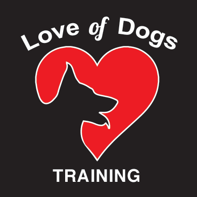 Love of Dogs Training logo